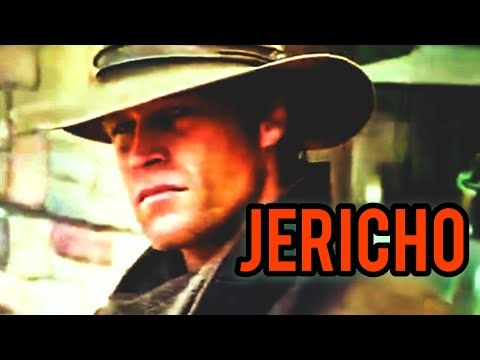 JERICHO | WESTERN MOVIE | MYSTERY | THRILLER | English | Full Length