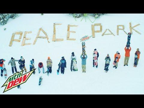 Peace Park 2016 Teaser 2 | Mountain Dew x Danny Davis