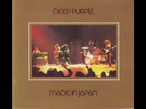 D̲eep P̲urple - M̲ade In J̲apan (Full Album) 1972
