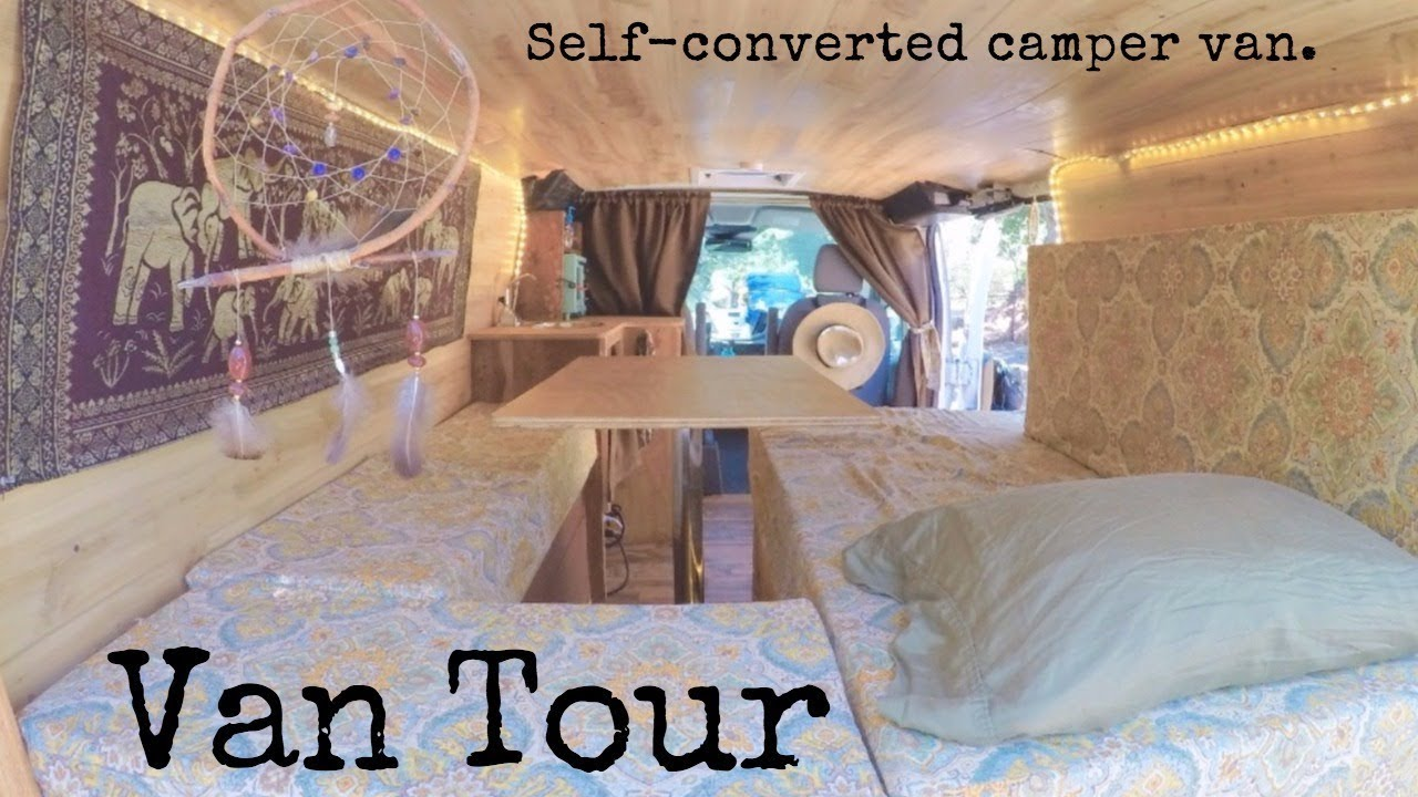 23cd72f477 ... Ford Transit Custom Campervan Conversion Interior Furniture ~ The  ultimate guide to your diy campervan conversion ...