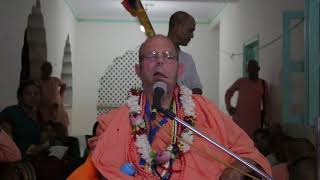 Jayapataka Swami Glorifies 20 Years of Bhakti Vriksha