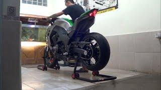 Kawasaki Z1000 Sugomi ABS 2014,2015, Euro Spec,MULUS Kaya Baru 99,99% istimewa
