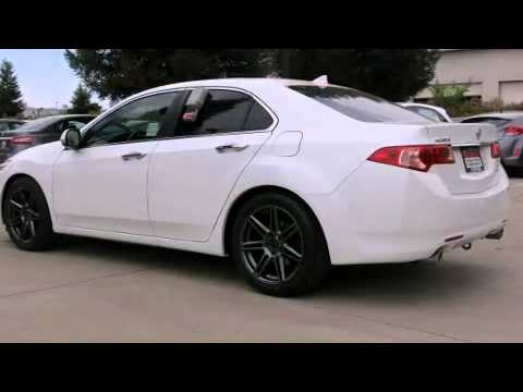 2012 acura tsx v6 with technology package youtube. Black Bedroom Furniture Sets. Home Design Ideas