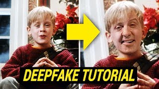 DEEPFAKE Tutorial: A Beginners Guide (using DeepFace Lab)