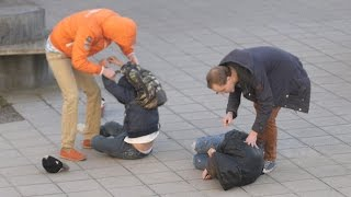 Would You Stop Child Abuse? (Social Experiment)