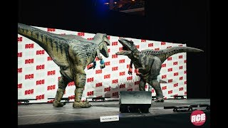 Jurassic Fight Night preview at ACE Comic Con Arizona 2019