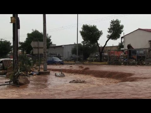Several die in Greece flash flood