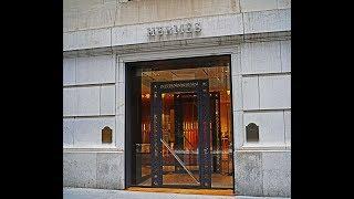 Hermes --- Paris --- in New York