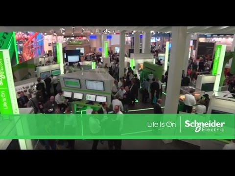 Schneider Electric Highlights from Hannover Messe 2017