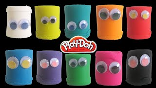 what color is it play doh colors the kids picture show fun educational learning video