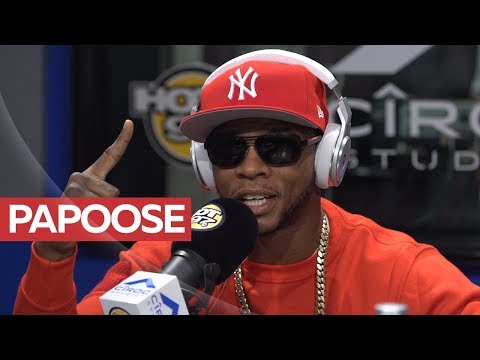 PAPOOSE FREESTYLES ON FLEX | #FREESTYLE076