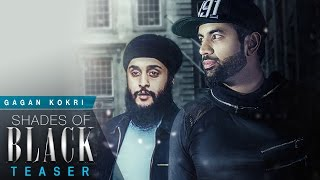 Shades of Black Teaser | Gagan Kokri ft Fateh  | Heartbeat