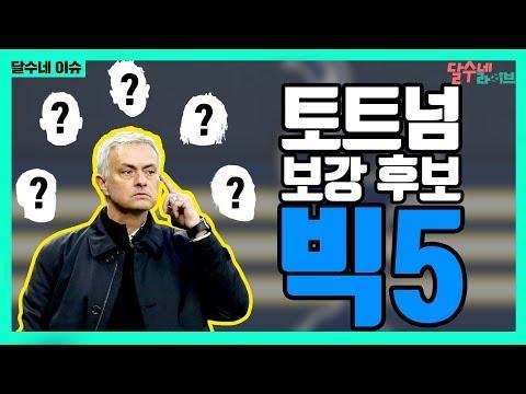 무리뉴 토트넘 겨울 보강 예측! 손흥민 경쟁 구도 여파는? [현지 보도 분석]