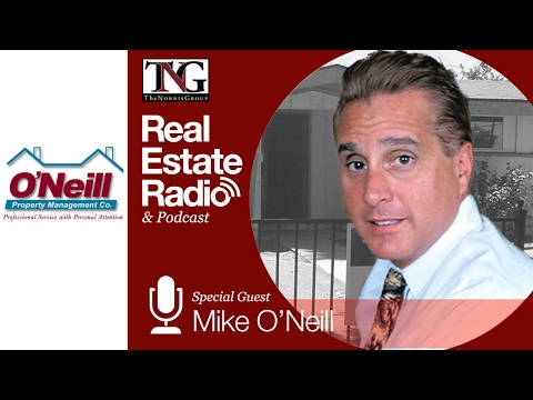 Mike Oneill Of Oneill Property Management Joins Bruce Norris On The Real Estate Radio Sh