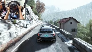 Subaru Impreza STi | Dirt Rally | Logitech g29 gameplay