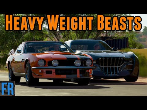 FailRace Vs The Community - Heavy Weight Beasts