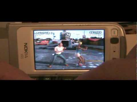 "Nokia N93 N-Gage ""The way it´s ment to be played"""