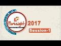 Otv Foresight 2017 Session 1 with Dr. Naresh Trehan