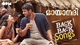 Mayaanadhi Back to Back Video Songs  | Aashiq Abu | Rex Vijayan | Tovino Thomas | Aishwarya Lakshmi