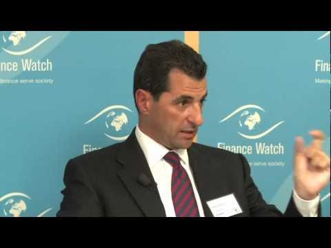 High Frequency Trading HFT panel (Finance Watch Conference)