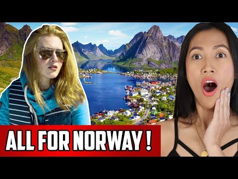 10 Facts About Norway Reaction | All About Norwegian Culture, History, And Geography!
