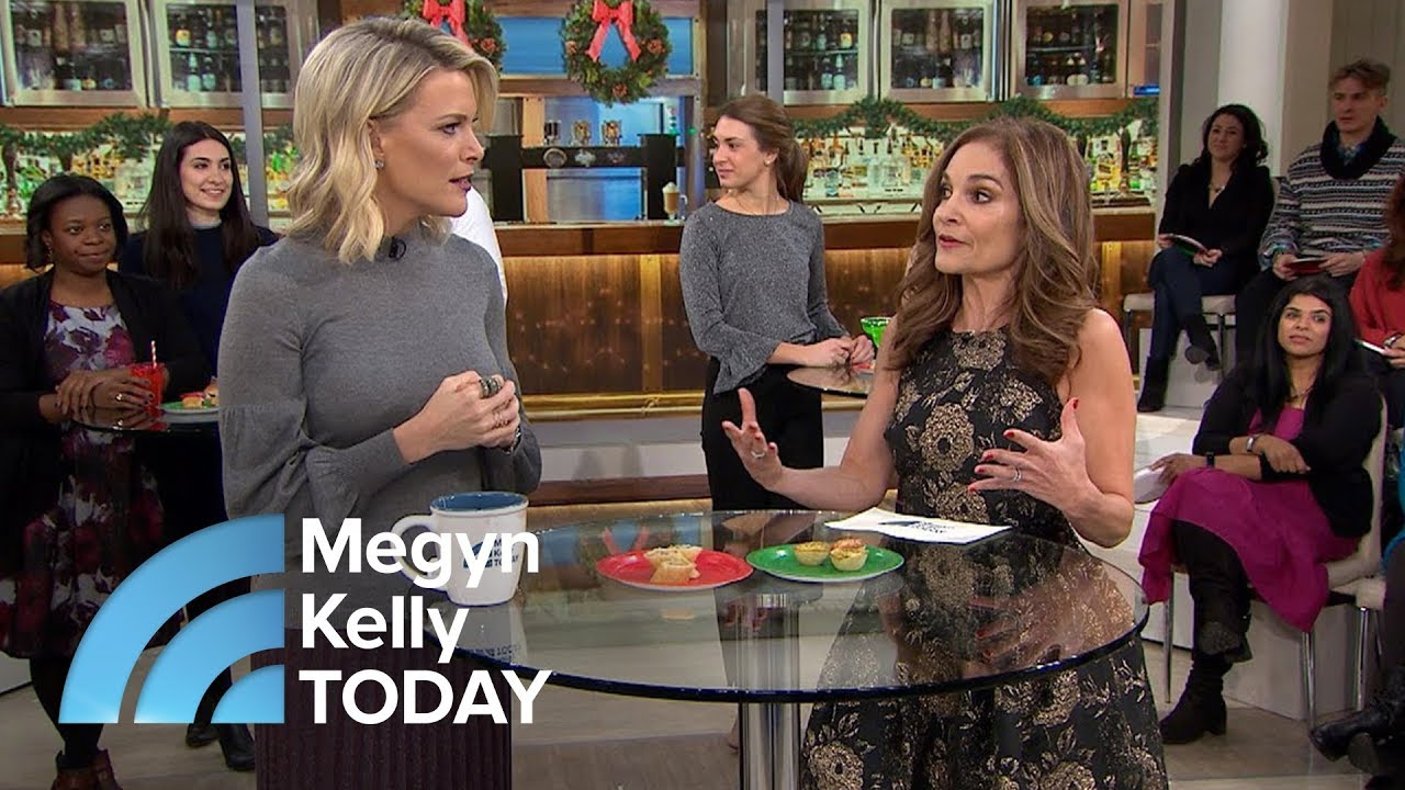 Joy Bauer Quizzes Megyn Kelly On Smart Choices Among Holiday Foods Megyn Kelly Today