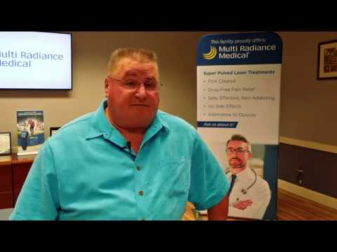 A Testimonial About Cold Laser Therapy With Dr Brent Ungar
