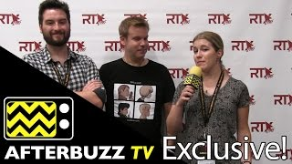 Miles Luna And Gray Haddock @ RTX 2015 | AfterBuzz TV Interview
