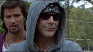 """Фильм """"Пуля"""" Bullet(1995) Микки Рурк, Тупак Шакур лучшие сцены - ты не латинос, ты - нигер!"""