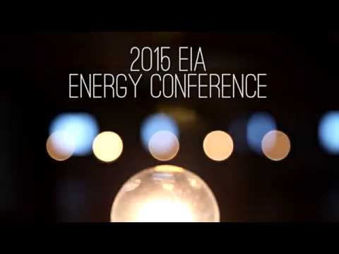 2015 EIA Energy Conference promo video