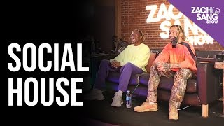 "Social House Talks ""Boyfriend"" w/ Ariana Grande, Everything Changed & Sweetener Tour"