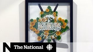 Exhibit in Saskatchewan honours Humboldt Broncos