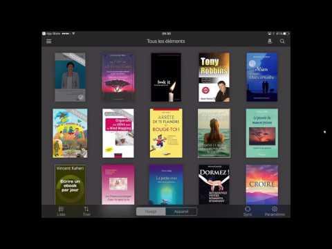Comment Lire Des Livres Kindle Sur IPad (installation + Utilisation De L'application)