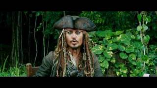 Download Video Pirates of The Caribbean 4 Official Trailer MP3 3GP MP4