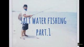 Atlantic Beach Fishing  (Part .1)