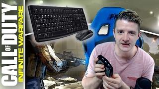PS4 - mit einem Converter zum PC / Maus und Tastatur / Scuf / Fair oder unfair ?