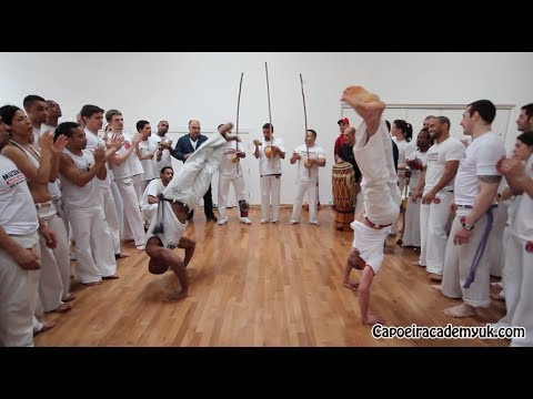 Capoeira Muzenza | Capoeira Academy UK | Roda 1.0