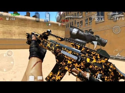 Special Forces Group 2 G36C Android Gameplay #40