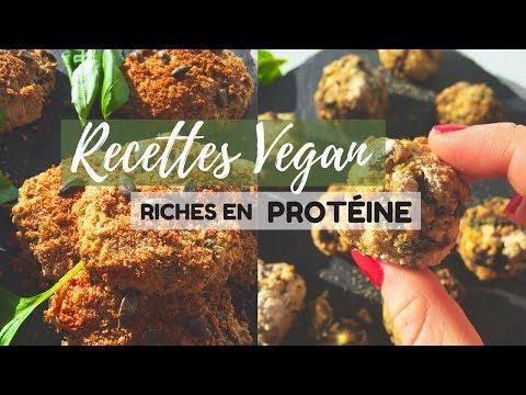recettes-vegan-&-riches-en-protÉine-▌(falafels-et-steak-végétal)