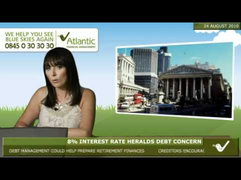 8% interest rate heralds debt concern