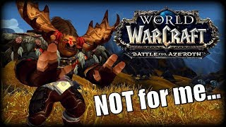 I tried Retail World of Warcraft...and I didn't like it