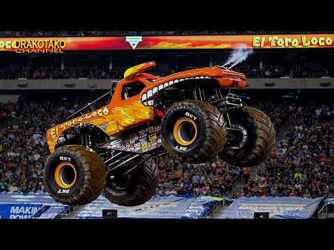 top 10 monster trucks m s bestiales que existen youtube. Black Bedroom Furniture Sets. Home Design Ideas