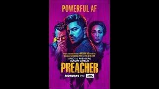 Сериал Проповедник (2016)