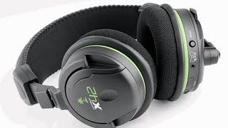 turtle beach x42 wireless headset unboxing review