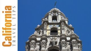Balboa Park - San Diego Attractions - California Museums