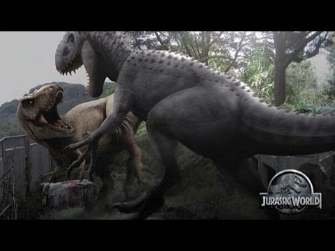 Dumb Jurassic World Edit
