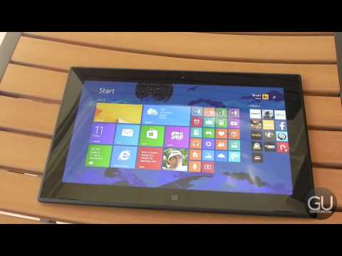 [Review] Nokia Lumia 2520 Tablet for AT&T