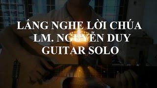 lang nghe loi chua lm nguyen duy
