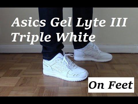 asics-gel-lyte-iii-triple-white-pure-pack-on-feet