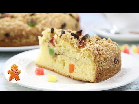 Видео: Праздничный пирог на сметане